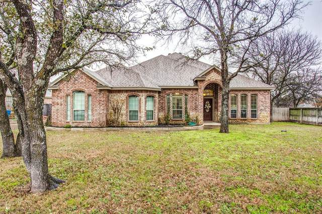 99 Bluff View, Aledo, TX 76008 (MLS #14285478) :: The Kimberly Davis Group
