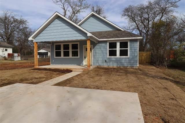 319 W Johnson Street, Denison, TX 75020 (MLS #14285483) :: Van Poole Properties Group