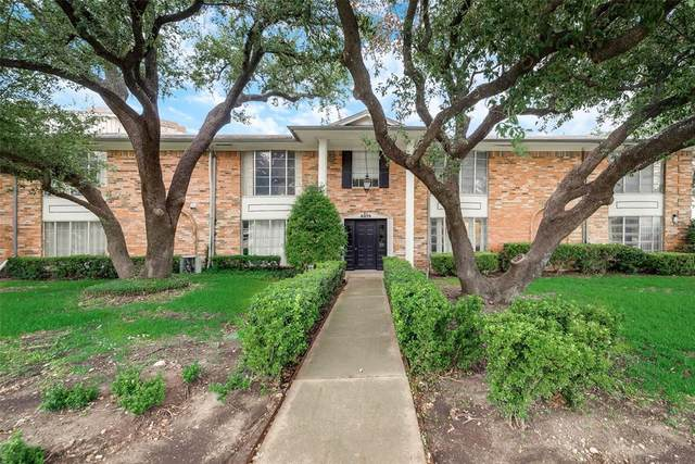 8057 Meadow Road #201, Dallas, TX 75231 (MLS #14285492) :: The Rhodes Team