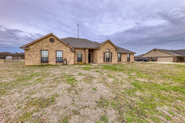 131 Smokey Terrace Lane, Weatherford, TX 76085 (MLS #14285505) :: Team Hodnett
