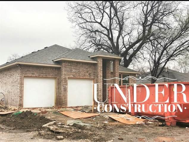 3030 Hammerly Drive, Dallas, TX 75212 (MLS #14285507) :: Frankie Arthur Real Estate