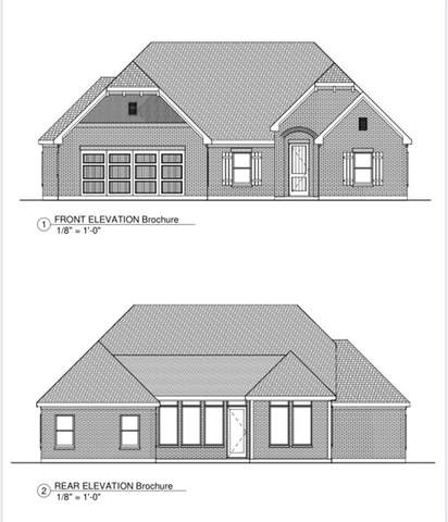 74 Robert Run, Sherman, TX 75092 (MLS #14285509) :: Van Poole Properties Group
