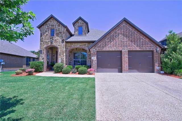 5704 Ridgepass Lane, Mckinney, TX 75071 (MLS #14285511) :: All Cities Realty