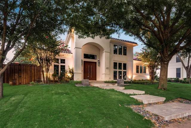 3512 Watercrest Drive, Plano, TX 75093 (MLS #14285521) :: The Real Estate Station
