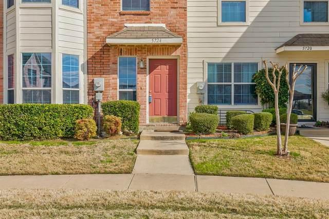 5724 Giddyup Lane, Fort Worth, TX 76179 (MLS #14285522) :: NewHomePrograms.com LLC