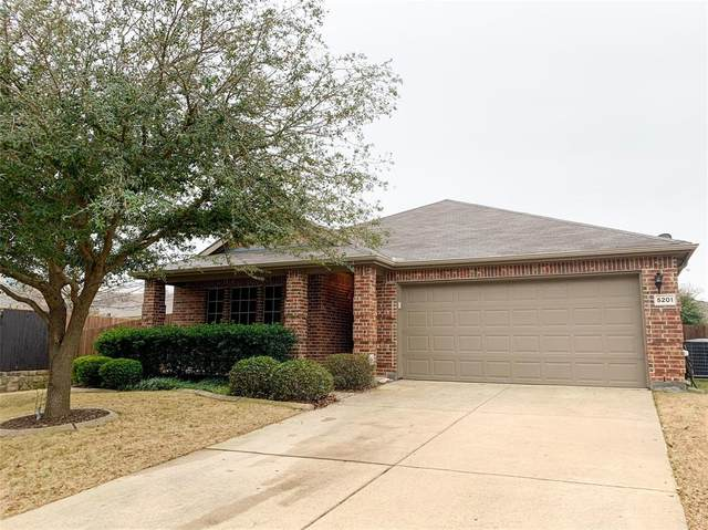 5201 Rustic Ridge Drive, Mckinney, TX 75071 (MLS #14285530) :: The Real Estate Station