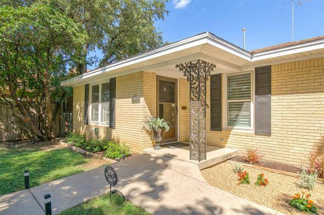 1815 Hillcrest Street, Fort Worth, TX 76107 (MLS #14285539) :: The Chad Smith Team