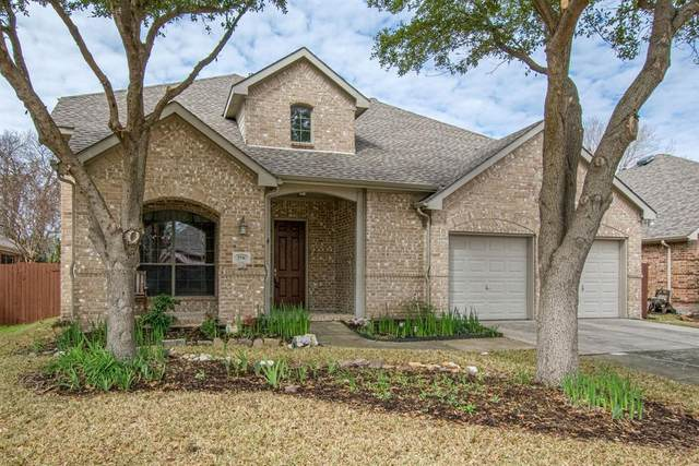 2536 Still Springs Drive, Little Elm, TX 75068 (MLS #14285544) :: Post Oak Realty