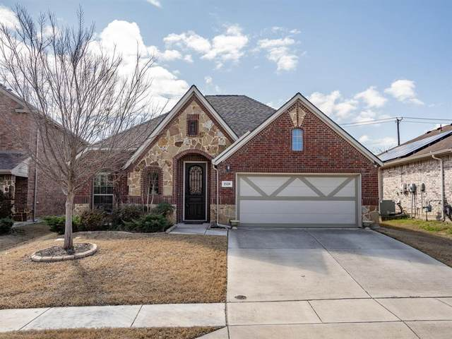 2528 Whispering Pines Drive, Fort Worth, TX 76177 (MLS #14285546) :: Post Oak Realty