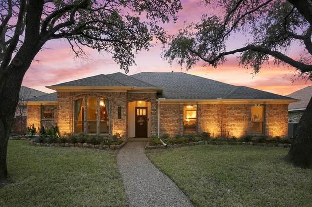 6412 Mimms Drive, Dallas, TX 75252 (MLS #14285548) :: The Paula Jones Team | RE/MAX of Abilene