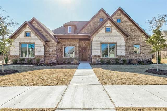 6874 King Ranch Road, North Richland Hills, TX 76182 (MLS #14285556) :: Team Hodnett