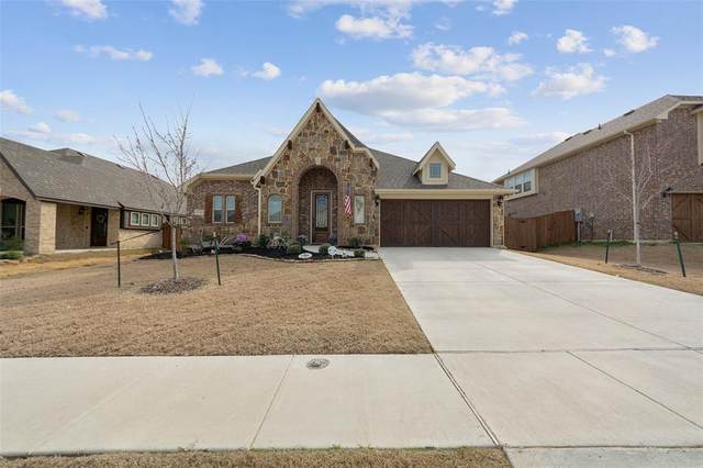 536 Harvest Grove Drive, Waxahachie, TX 75165 (MLS #14285563) :: All Cities Realty