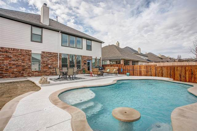 5137 Shelly Ray Road, Fort Worth, TX 76244 (MLS #14285576) :: The Heyl Group at Keller Williams