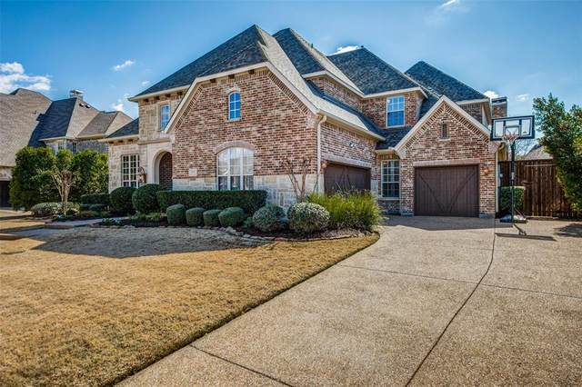 2840 Gareths Sword Drive, Lewisville, TX 75056 (MLS #14285584) :: The Welch Team