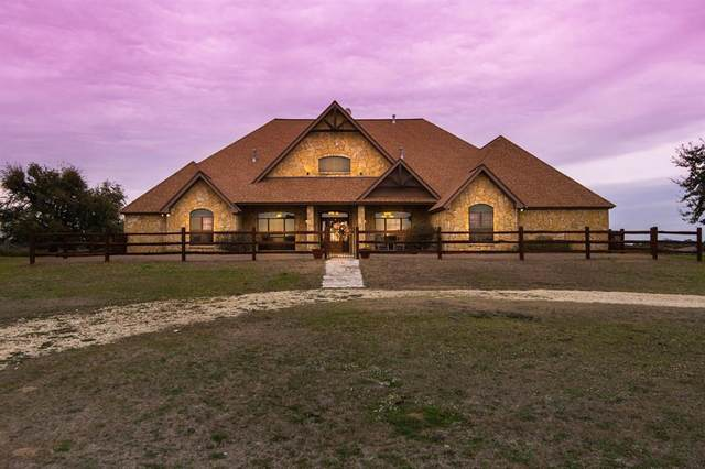 979 Private Road 1562, Stephenville, TX 76401 (MLS #14285603) :: The Chad Smith Team