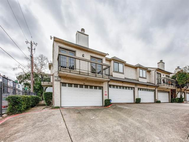 8750 Park Lane #62, Dallas, TX 75231 (MLS #14285611) :: The Real Estate Station