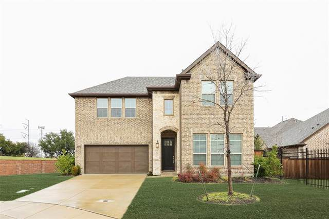 6226 Verbena Lane, Irving, TX 75039 (MLS #14285615) :: All Cities Realty
