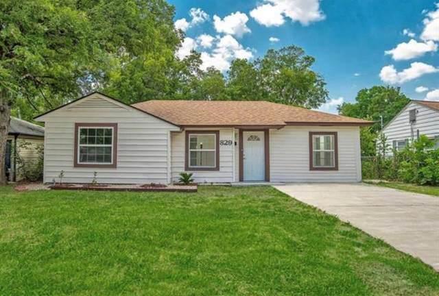 829 Chickasaw Trace, Grand Prairie, TX 75051 (MLS #14285616) :: Team Hodnett