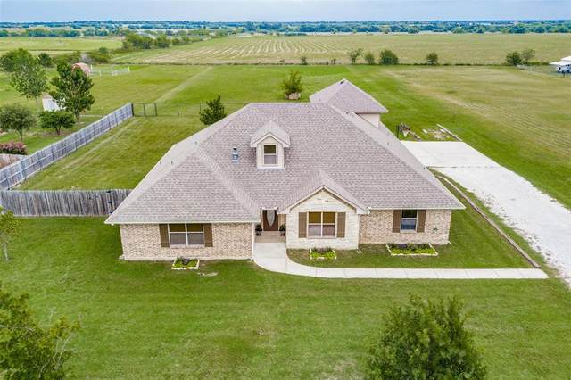 707 Mohawk Drive, Tioga, TX 76271 (MLS #14285624) :: All Cities USA Realty