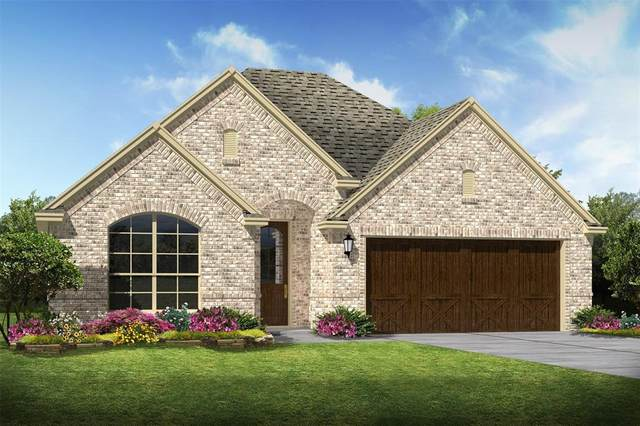 2105 Terry Avenue, Melissa, TX 75454 (MLS #14285627) :: The Real Estate Station
