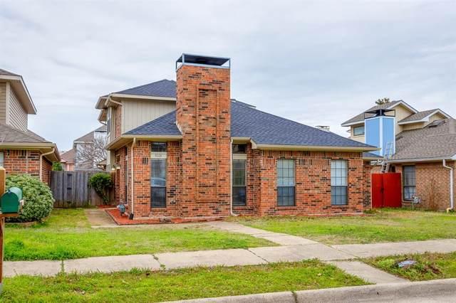 2528 Melissa Lane, Carrollton, TX 75006 (MLS #14285630) :: The Good Home Team