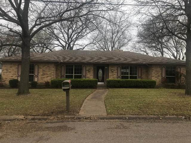 909 Live Oak Street, Royse City, TX 75189 (MLS #14285632) :: All Cities Realty