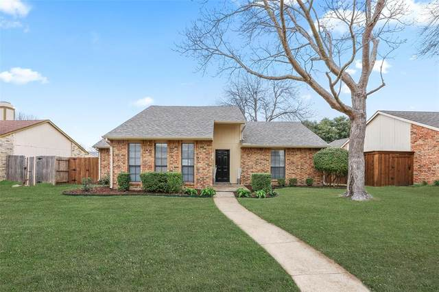 1315 Timberview Drive, Allen, TX 75002 (MLS #14285638) :: The Rhodes Team