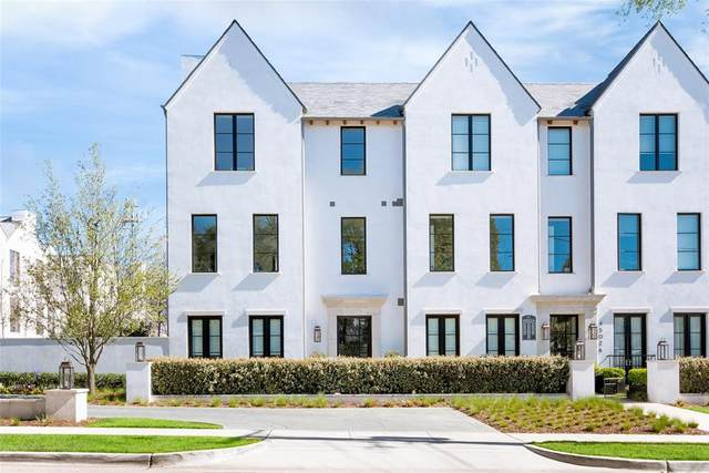 4502 Abbott Avenue #312, Highland Park, TX 75205 (MLS #14285639) :: RE/MAX Landmark