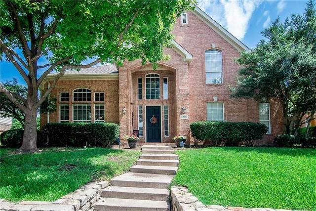 1218 Newberry Drive, Allen, TX 75013 (MLS #14285642) :: All Cities Realty