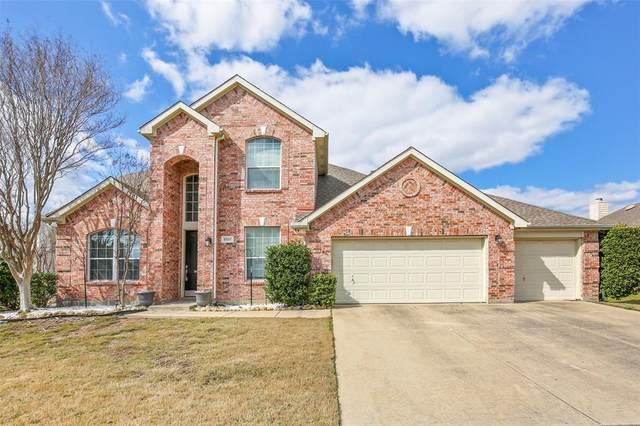 5017 Raisintree Drive, Fort Worth, TX 76244 (MLS #14285646) :: The Good Home Team