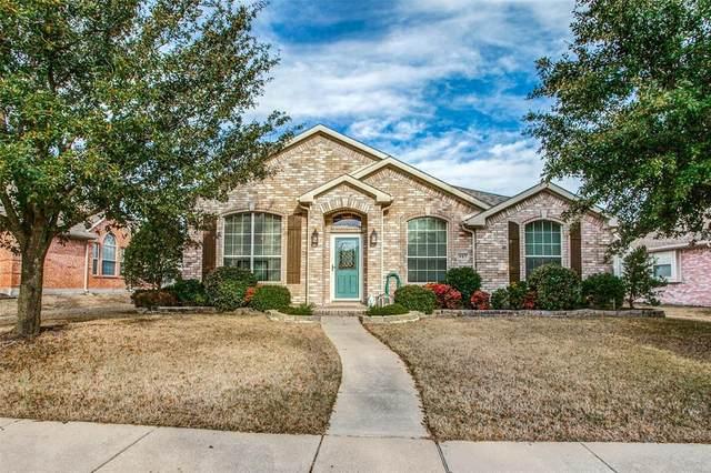 917 Carlsbad Drive, Allen, TX 75002 (MLS #14285651) :: All Cities Realty