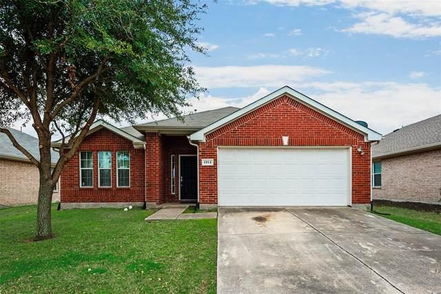 1914 Caddo Street, Little Elm, TX 75068 (MLS #14285670) :: Team Hodnett
