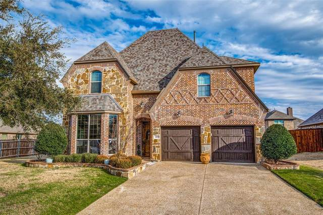 400 Devonshire Drive, Prosper, TX 75078 (MLS #14285675) :: RE/MAX Pinnacle Group REALTORS
