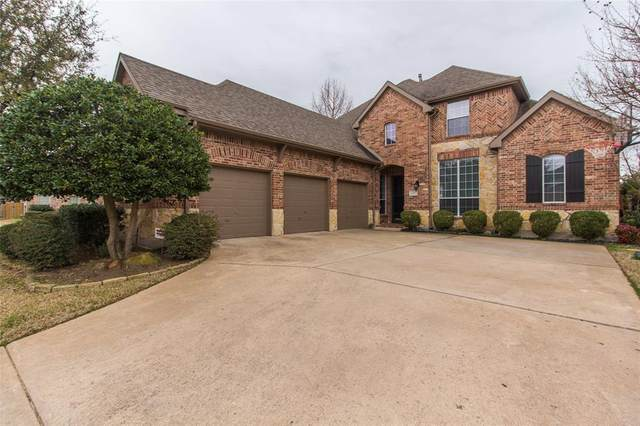 4305 Brenda Drive, Flower Mound, TX 75022 (MLS #14285681) :: Team Tiller