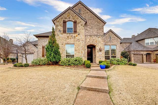 873 Paradise Circle, Allen, TX 75013 (MLS #14285695) :: Keller Williams Realty
