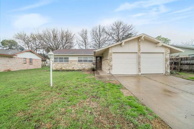 629 Meadowcrest Drive, Crowley, TX 76036 (MLS #14285704) :: The Real Estate Station