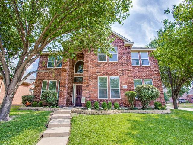1204 Vineland Court, Allen, TX 75002 (MLS #14285717) :: All Cities Realty
