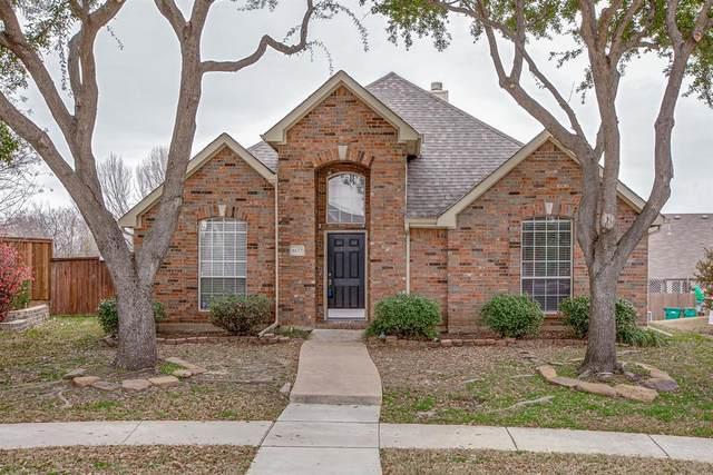1677 Sparrow Court, Lewisville, TX 75077 (MLS #14285732) :: The Rhodes Team