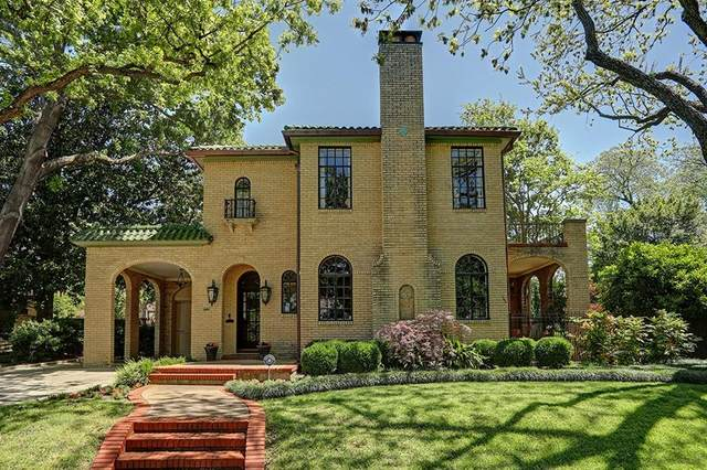 2301 Winton Terrace W, Fort Worth, TX 76109 (MLS #14285735) :: EXIT Realty Elite