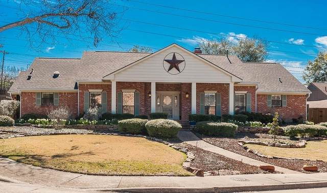 9526 Moss Haven Drive, Dallas, TX 75231 (MLS #14285748) :: The Mauelshagen Group