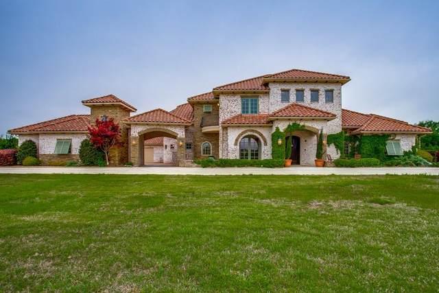 174 Ridge Point Circle, Heath, TX 75126 (MLS #14285774) :: RE/MAX Landmark