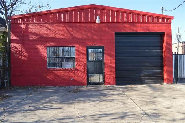 4409 E Side Avenue, Dallas, TX 75226 (MLS #14285779) :: The Real Estate Station