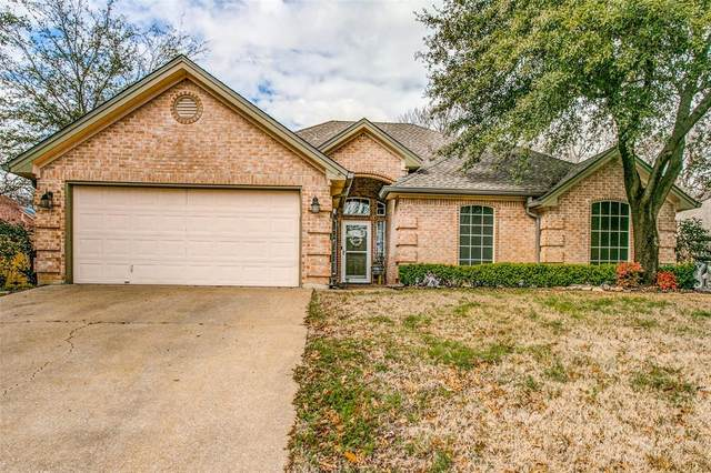 7021 Timberlane Drive, North Richland Hills, TX 76182 (MLS #14285795) :: The Good Home Team