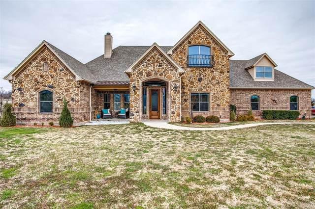 113 Walton Lane, Springtown, TX 76082 (MLS #14285805) :: The Kimberly Davis Group