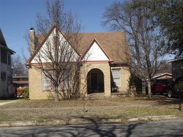505 W Gandy Street, Denison, TX 75020 (MLS #14285809) :: The Good Home Team