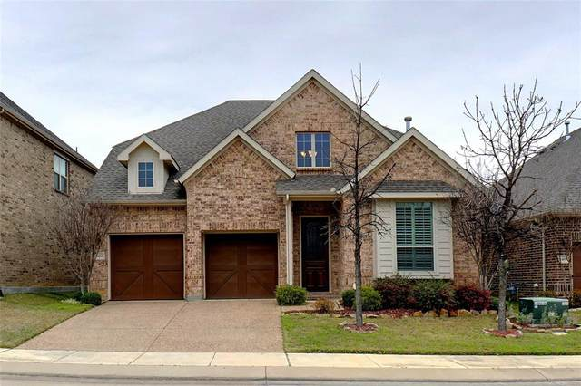 11833 Serenity Hill Drive, Fort Worth, TX 76040 (MLS #14285815) :: The Kimberly Davis Group