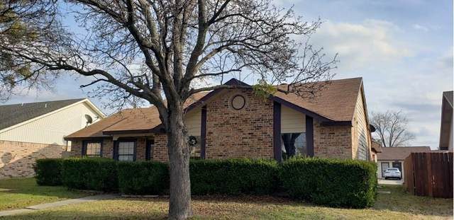 5645 Trego Street, The Colony, TX 75056 (MLS #14285817) :: Potts Realty Group