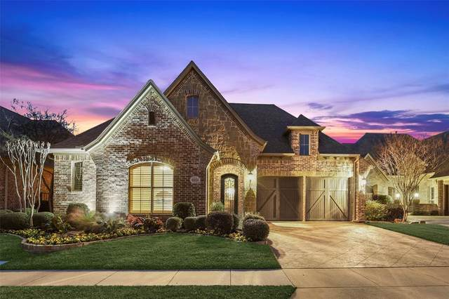 6420 Bordeaux Park, Colleyville, TX 76034 (MLS #14285824) :: Team Tiller
