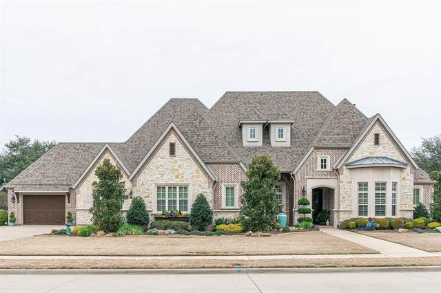901 Stone Cottage Lane, Mckinney, TX 75069 (MLS #14285826) :: All Cities Realty