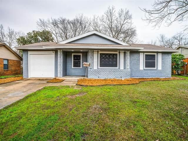 1821 Virginia Drive, Grand Prairie, TX 75051 (MLS #14285842) :: Team Hodnett